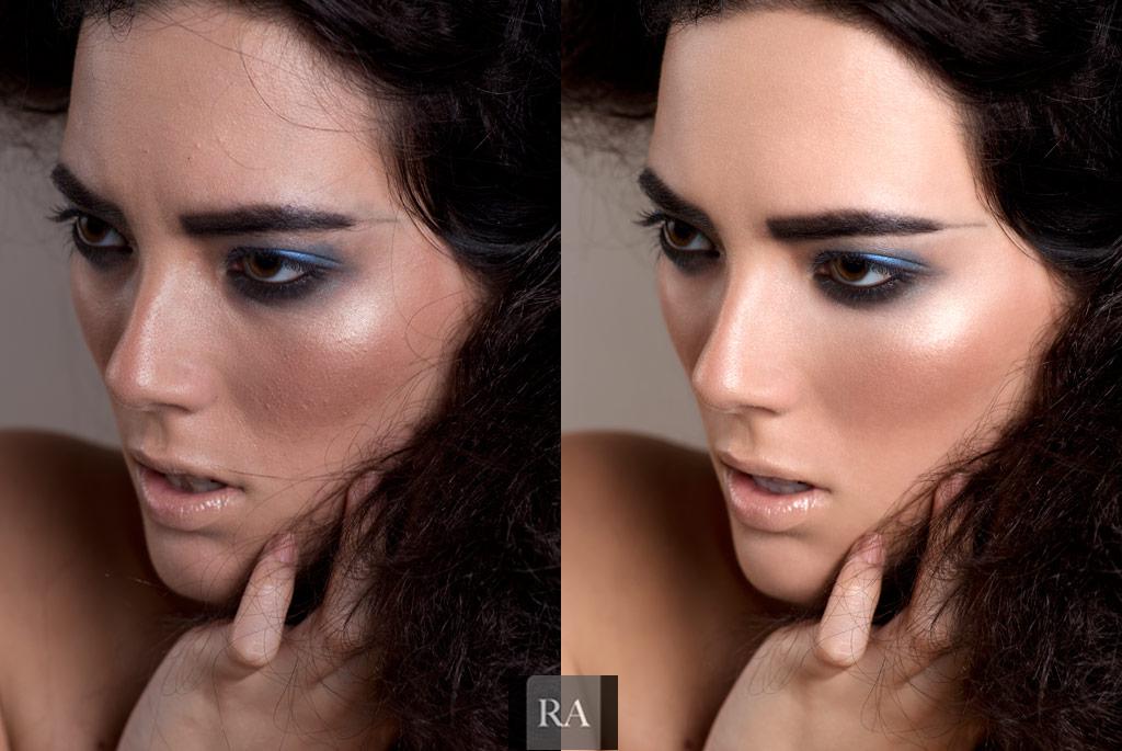 Beauty Photo Retoucher Fashion Photo Retoucher