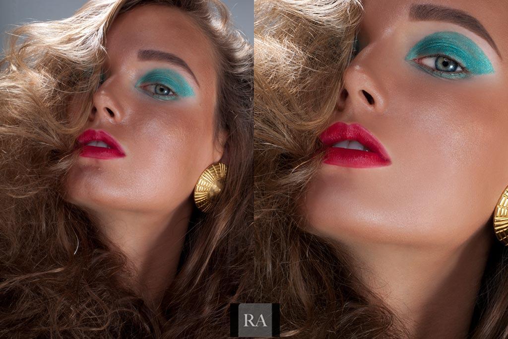 professional beauty retoucher
