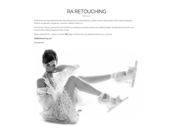 RaRetouching